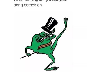 dance, funny, and song image