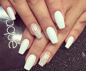 design, nails, and nail art image