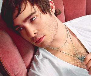 ed westwick, gossip girl, and cuck bass image