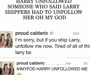louis, twitter, and larry image