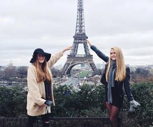 eiffel tower, fashion, and goals image