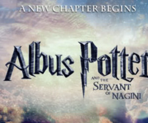 potter, wth, and albus potter image
