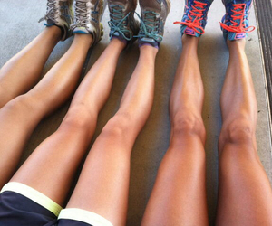 legs, fitness, and healthy image