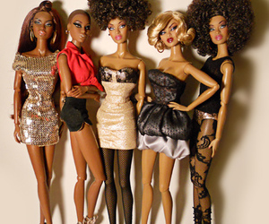 barbie, doll, and barbies image