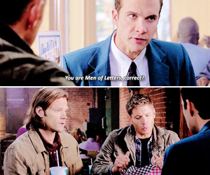 supernatural, brothers, and funny image