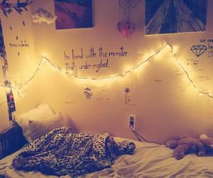 amazing, art, and bedroom image