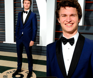 oscars and ansel elgort image