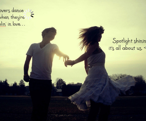 in love, he is we, and feeling image