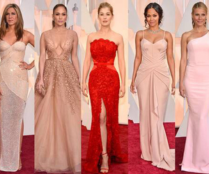 dress, fashion, and oscar image