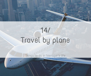 life, plane, and travel image