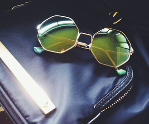 bag, marcjacobs, and sunglasses image