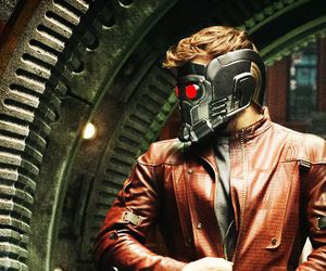guardians of the galaxy, peter quill, and star lord image