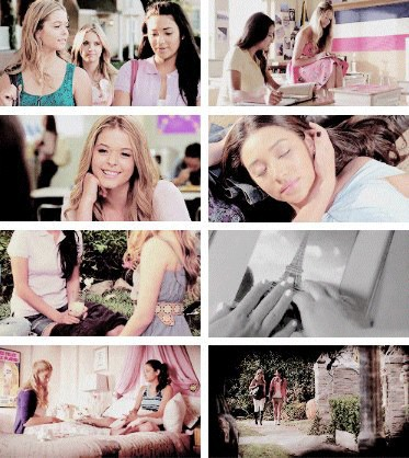 alison, pretty little liars, and shay mitchell image