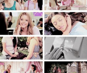 alison, emily, and pretty little liars image
