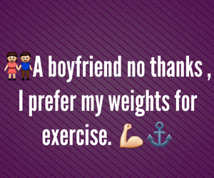 boyfriend, fit, and exersize image