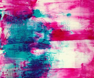 abstract, art, and pink image