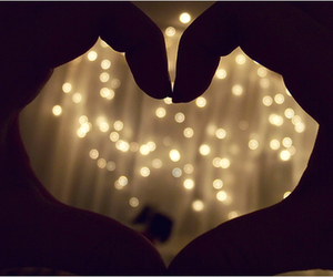 heart and sparkle image
