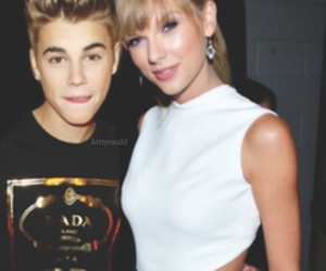 Taylor Swift, tumblr, and justin bieber image