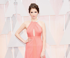 anna kendrick, oscar, and dress image