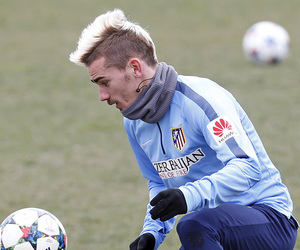 antoine, atletico madrid, and griezmann image
