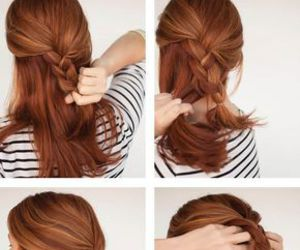 amazing, cool, and hairstyle image