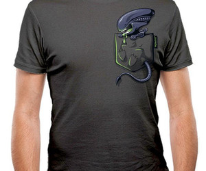 alien, xenomorph, and once upon a tee image