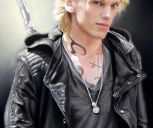 jace, the mortal instruments, and tmi image