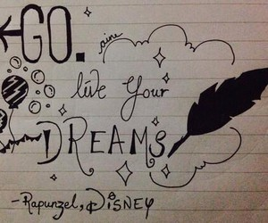 disney, dreams, and live image