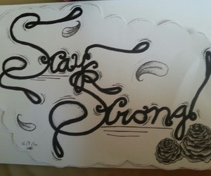 drawing, strong, and stau image