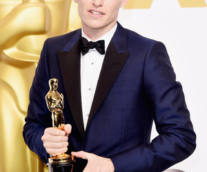 Academy Awards, eddie redmayne, and oscar image