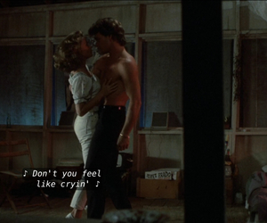 baby, dirty dancing, and patrick swayze image