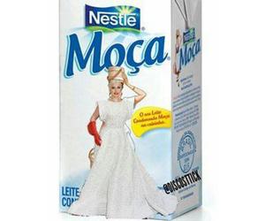 criatividade, Lady gaga, and leite moça image