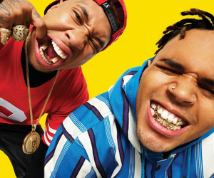 tyga, chris brown, and breezy image