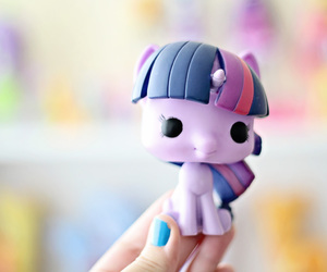 my little pony, toys, and funko image