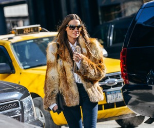 fashion, fashion week, and street style image