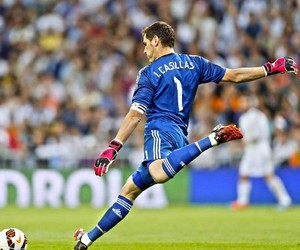 real madrid, casillas, and iker image