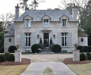 architecture, french, and house image