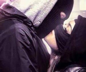 couple, love, and thug image