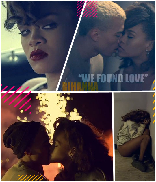 Rihanna ft. Calvin harris we found love (david puentez edit) by.
