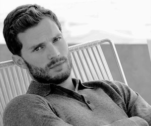 handsome and Jamie Dornan image