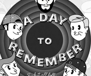 a day to remember, adtr, and cute image