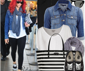 Polyvore and rihanna image