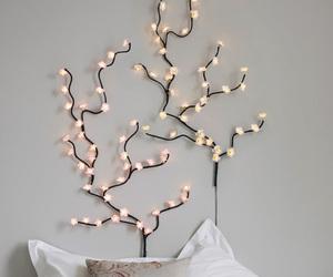 light, decor, and room image