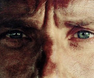 eye, andrew lincoln, and twd image