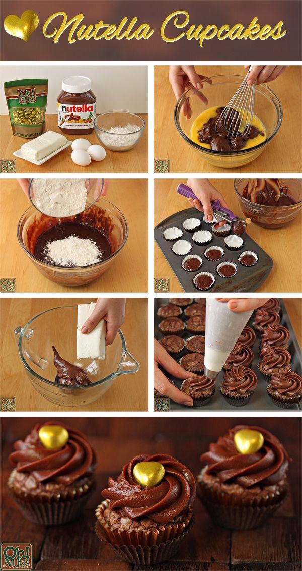 food, nutella, and diy image