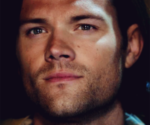 jared padalecki, sam winchester, and supernatural image
