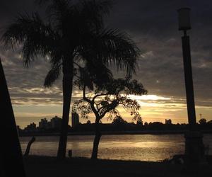 clouds, sunset photos, and nature image