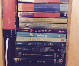 books, harry potter, and fangirl image