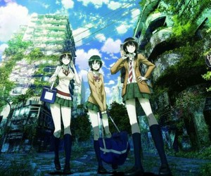 anime, girls, and coppelion image