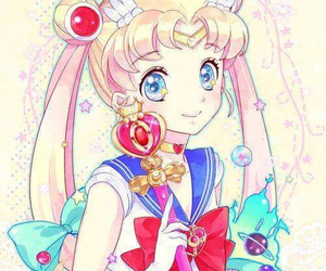 sailor moon, anime, and kawaii image